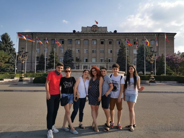 IRINA SAFARYAN: THE STEPANAKERT WIKICLUB HAS BECOME ONE OF THE BRIGHTEST CHAPTERS OF MY LIFE